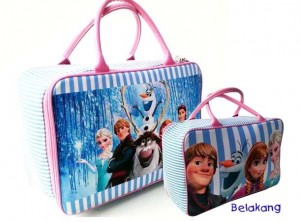 frozen with olaf copy 300x222 Travel Bag Tenteng