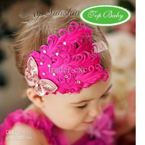 head band pink fanta claudia1 300x300 Cute Headband   Bandana anak Lucu