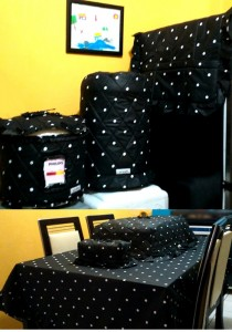 homeset Doti hitam 210x300 Home Set Lucu