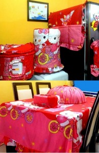 homeset HK Castle Merah 195x300 Home Set Lucu