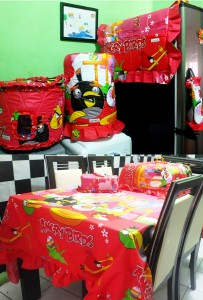 homeset angrybird game pink ori  203x300 Home Set Lucu