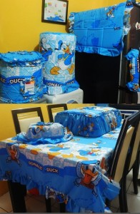 homeset donald duck rz 196x300 Home Set Lucu