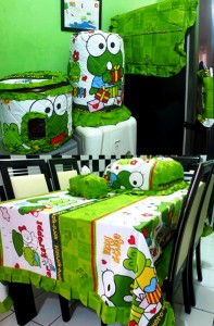 homeset keropi copy 197x300 Home Set Lucu