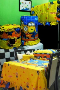 homeset minion ori 200x300 Home Set Lucu