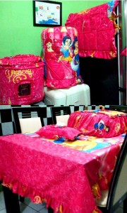 homeset princess castley 180x300 Home Set Lucu