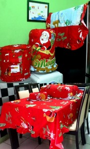 homeset santa 181x300 Home Set Lucu