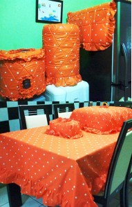 homset batik dotie orange copy