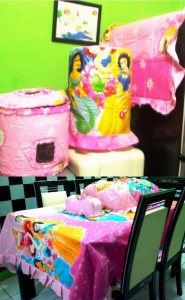 homset princess pink 185x300 Home Set Lucu