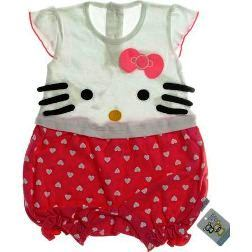 baju jumper hello kitty