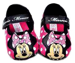 prewalker minnie mouse pita