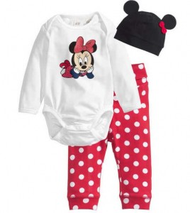 romper Minnie size 80-90-100. minnie