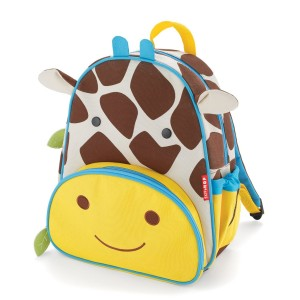 tas skiphop back pack girrafe