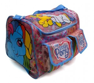 tas renang little pony