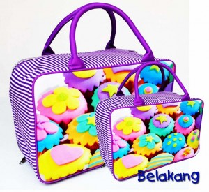 tas travel bag tenteng cup