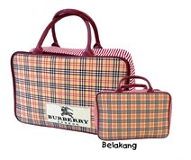 tas travel kanvas burberry bb