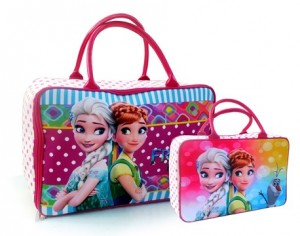 tas travel kanvas frozen family rz