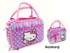 tas travel mini hk ungu