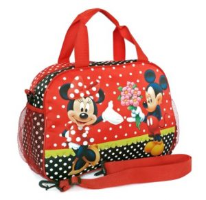 Tas Travel Oval Mickey