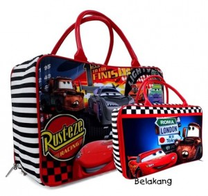 tas travel tenteng cars new rz