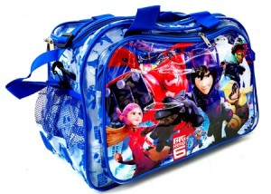 tas travel transparann big hero rz