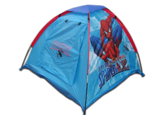 tenda spiderman transparan rz 300x225 Tenda Out Door Anak