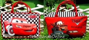 travel tenteng cars catur WM  300x135 Tas Travel Transparan