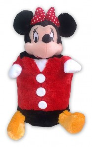 Tutup Galon 3D Minnie Mouse  Full Body