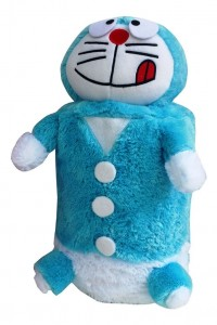 Tutup Galon 3D Doraemon Full Body