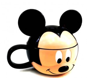 mugs mickey mouse
