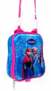 tas lunchbag frozen biru 3 in 1