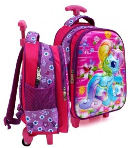 tas ransel trolly little pony hologram tk rz