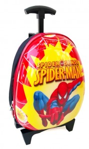 tas ransel trolly telor tk spiderman rz