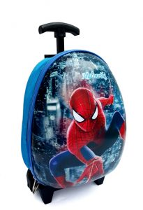 tas telor trolly tk spiderman