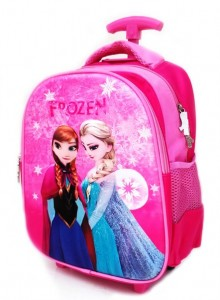 tas trolly frozen pink tk