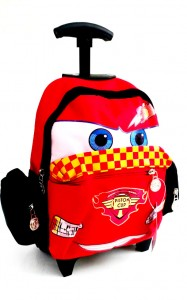 tas trolly ransel pg cars piston cup merah