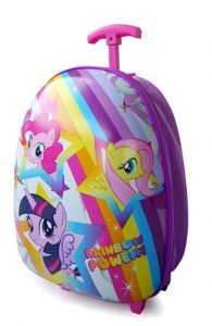 tas trolly littel pony rainbow