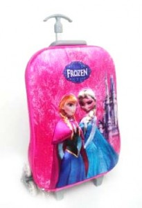 Tas frozen Roda 6 Pink - Copy