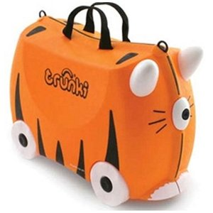 a423 emoticons Travel Bag lucu   Trunki