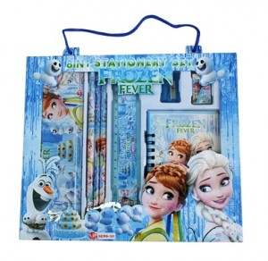 pensil set 8 in 1 frozen fever