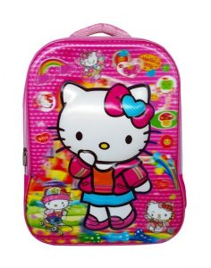 tas ransel sd 3d hologram hello kitty