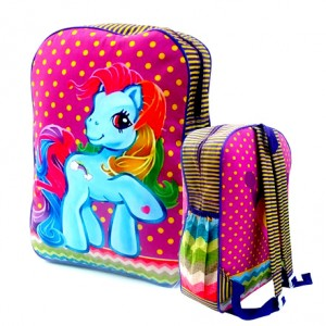 tas ransel kanvas little pony rzjpg