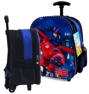 tas ransel trolly 3d big hero biru tk