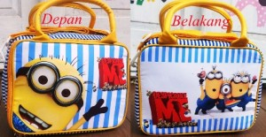 travel mini minion rz 300x155 Travel Bag Tenteng Selempang Mini