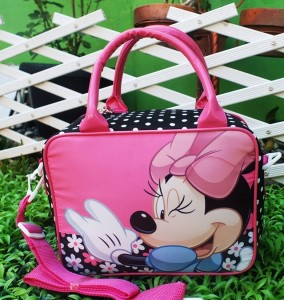 travel tenteng mini mickey 284x300 Tas Travel Transparan