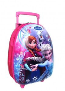 Tas Telor Trolly Frozen Ungu SD