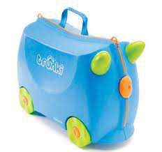 trunki dog Travel Bag lucu   Trunki