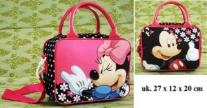 tsa mini mickey rz 300x157 Travel Bag Tenteng Selempang Mini