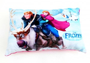 Bantal Panjang Frozen