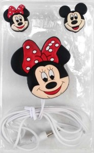 headset minnie mouse
