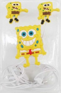 headset spongebob